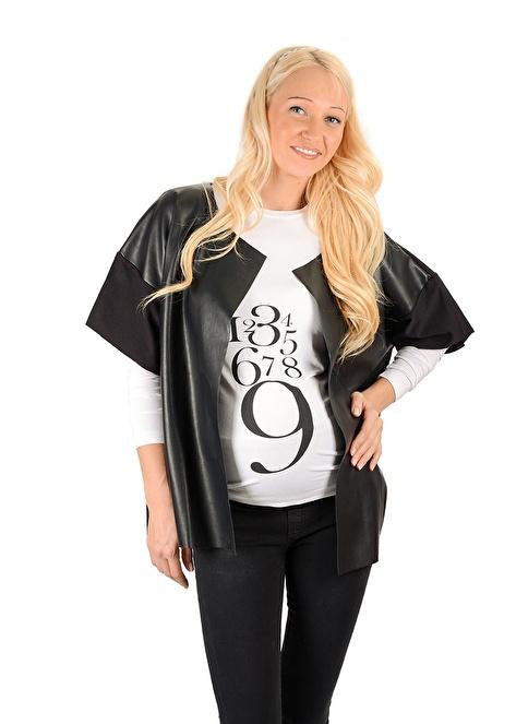 Motherway Maternity Ceket Siyah